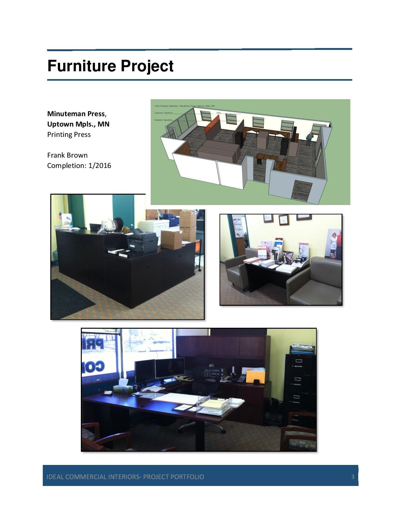 Commercial Furniture Minneapolis MN